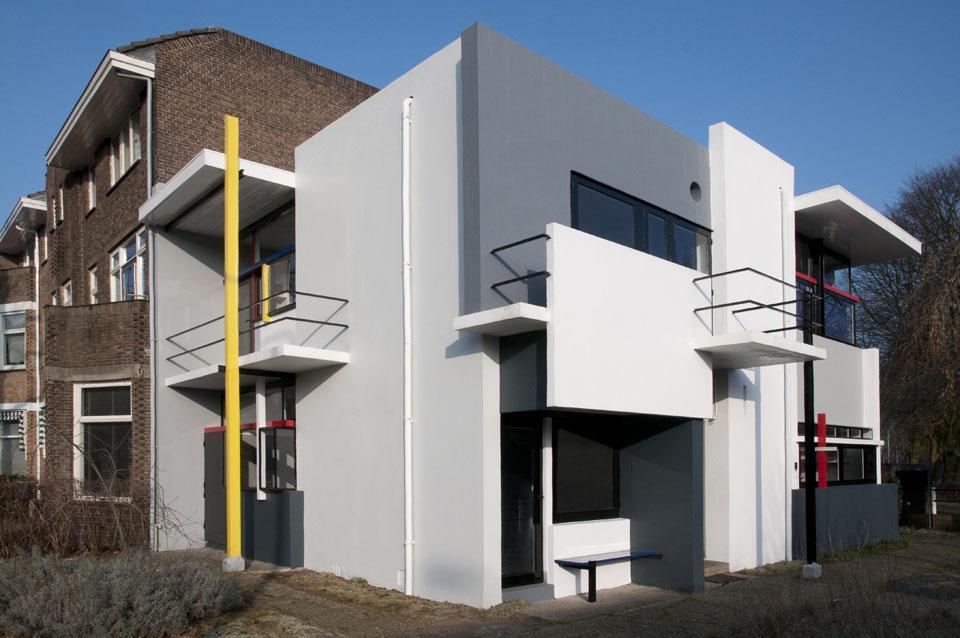 write architecture rietveld schroder haus. Black Bedroom Furniture Sets. Home Design Ideas